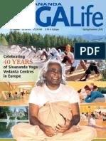 YogaLife Spring-Summer 2012