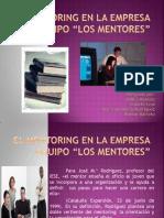 Presentación Mentoring en la Empresa