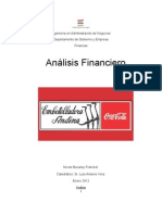 analisis financiero Andina
