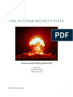 Nuclear Security State