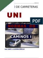 Manual de Diseno de Carreteras - Caminos I