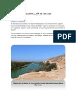 CLASIFICACIÓN DE CANALES