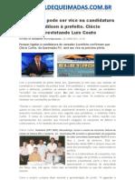 Radialista pode ser vice na candidatura de Adílson à prefeito