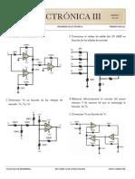 Primer Parcial - Electrónica III - 2011 - I