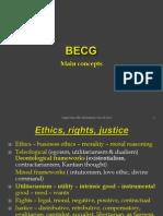 BECG Concepts