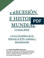 Precesi n e Historia Mundial Versi n 2012 La Ley Peri Dica de La Historia L P H 2