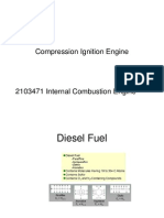 All about Compression Ignition Engine Combustion