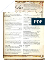 Warhammer Orc Magic Referance