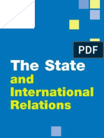 The State and International Relations