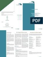 2009-11 Brochure en Microeconomix - Energy Climate Practice