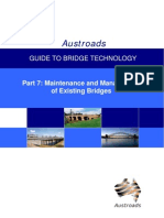 Austroads Guide to Bridge Technology Part 7 - Maintenance and Management of Existing Bridges