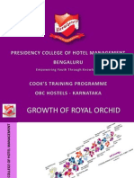 Presidency College Template for OBC