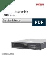 Sunfire t2k Service Manual