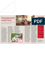 RT Vol. 7, No. 4 Management made easy