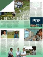 RT Vol. 7, No. 3 Giving farming a chance