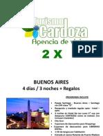 2 X Turismo Cardoza