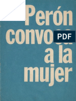 Perón, Juan. Discursos Nº 7 . Editorial Codex, 1974.