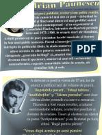 Prezentare Adrian Paunescu