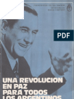 Perón, Juan. Discursos Nº 16 . Editorial Codex, 1974.