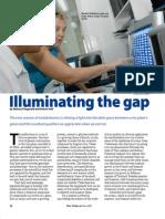 RT Vol. 7, No. 2 Illuminating the gap