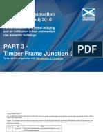 Timber Frame Junction Details