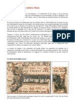 Tito Macia La Astrologia en La Cultura Maya