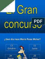 Maria Rosa Molas (CONCURSO)