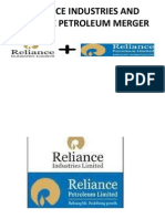 Reliance Industries and Reliance Petroleum Merger-t