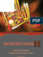 Interjections Final