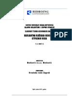 Elaborat -varijantna rješenja odvodnje otpadnih voda-2