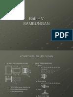 5. Slide Sambungan