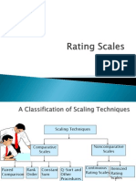 17 Rating Scales