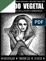Fanzine Estado Vegetal #6