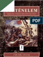 5 Herber Attila-Martos Ida-Moss László-Tisza László - Történelem -  1789-tól 1914-ig
