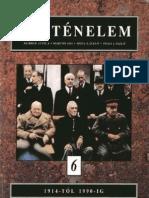 6 Herber Attila-Martos Ida-Moss László-Tisza László - Történelem -  1914-től 1990-ig