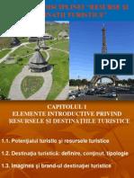 Tematica Fr Resurse Si Destinatii Turistice 2011-2012