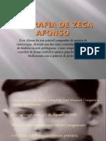 Biografia de Zeca Afonso