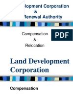 Relocation and Compensation (III)