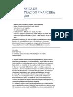 Ley AdministracionFinanciera