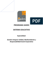 SISTEMA EDUCATIVO Gestión Integral