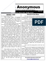Idiots Anonymous Newsletter 18