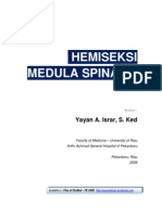 Referat Ya2n Hemiseksi Medula Spinalis Files of Drsmed