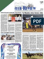 Pioneer Review, June 21, 2012