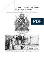 1902 Le Cible National en Italie