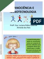 NANOCIÊNCIA E NANOTECNOLOGIA