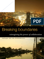 Breaking boundaries | reimagining the power of collaboration