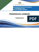 Dokumen Standard Pend. Jasmani Tahun 1