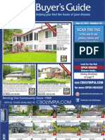 Coldwell Banker Olympia Real Estate Buyers Guide June 23rd 2012