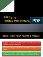 03 Islam Ialah Agama Dan Negara