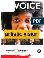 The Georgia Voice - 6/22/12 Vol.3, Issue 8